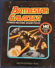 Vintage Battlestar Galactica Puzzle Excellent Condition Parker Brothers 1978
