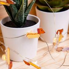 Sausage Dog String Lights