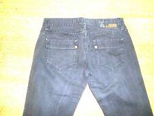 FREEMAN PORTER jeans taille basse /MOREEN/28/40F Bon état-coupe droite (30x32 )