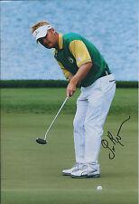 Soren KJELDSEN SIGNED Autograph 12x8 Photo AFTAL COA Denmark Eisenhower Trophy