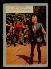 (Gg297-348) A & BC Gum, Who-Z-At-Star?, #59 Alan Wheatley 1958 G-VG