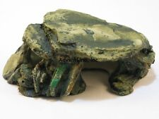"6"" long Resin Artificial Rock room For Aquarium/Reptile Tank (SHIP FROM USA)"