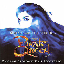 The Pirate Queen [Original Broadway Cast] by Various Artists (CD, Jul-2007,...