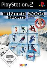 RTL Winter Sports 2009 - The Next Challenge Ps2 PlayStation 2 Vollständig OVP