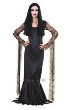 Halloween Disfraces ~ Familia Addams Morticia Lg 16-18