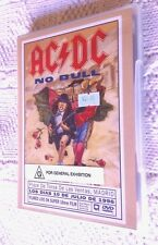 AC/DC - NO BULL: PLAZA DE TOROS DE LAS VENTUS, MADRID (DVD)REGION: 2-5, LIKE NEW