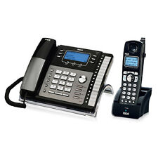 RCA ViSYS 25424RE1 & H5401RE1 GE / RCA Cordless / Corded Phone System