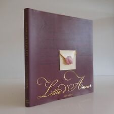 Lettres d'Amour Michelle LOVRIC éditions Albin Michel 1996