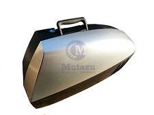 Mutazu Hard Saddlebag for 2003  2010 Honda ST1300 Factory Silver Right Side Only