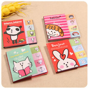 2 x Sticky Note Fun Stationery Birthday Party Loot Bag Filler School