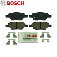 For Chevrolet Cobalt Malibu Pontiac Saturn Rear Brake Pad Bosch QuietCast BC1033