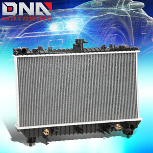 For 2010-2011 Chevy Camaro Ss 6.2L AT Radiator Factory Style Aluminum Core 13142