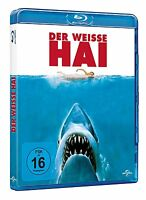 Der weiße Hai [Blu-ray](NEU&OVP) von Steven Spielberg mit Roy Scheider, Robert S