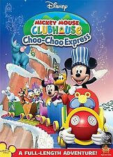 Mickey Mouse Clubhouse: Choo-Choo Express (DVD, 2009) Disney Junior