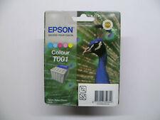Original Epson T001 Color Stylus Photo 1200 Original Packaging