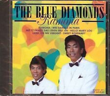 The Blue Diamonds - Ramona - CD, 12 tracks, NEU, OVP