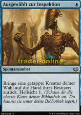 4x sélectionné pour inspecter (select for inspection) kaladesh Magic