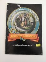 Hornby Railways 26th Edition 1980 '00' Scale Model Catalogue  - See Details