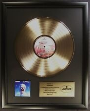 Scorpions Blackout LP Gold Non RIAA Record Award Mercury Records