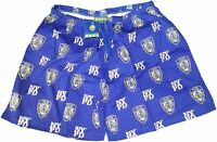 NYPD Boxer Shorts Officially Licensed New York Pajama Mens Police Gifts Products