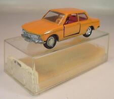 Schuco 1/66 Nr. 809 BMW 2002 Limousine orange OVP #245