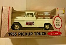 Ertl Chevrolet 1955 Cameo Truck Farm & Family 1:25 Scale Die Cast