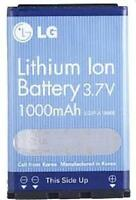 🔋 LG VX-5200 5200 OEM REPLACEMENT BLUE BATTERY 1000mah 3.7v LG A1000E