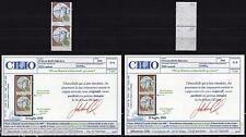 065 - Repubblica - 500 lire Castelli, 1980 - Nuovi / Varietà, certificato Cilio