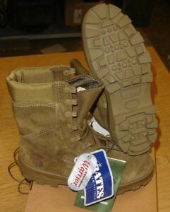 NEW USMC BATES MILITARY BOOTS GORETEX LINED SIZE 6 R LENGTH 9 INCH INSOLE