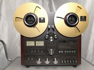 Technics RS-1700 Auto-Reverse Reel-To-Reel Tape Recorder