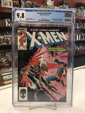 UNCANNY X-MEN #201 (Marvel Comics, 1986) CGC Graded 9.8! ~ CABLE