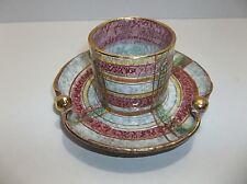 "VINTAGE Aldo Londi BITOSSI Italian Pottery CANDLE HOLDER 6"""