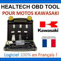 HealTech OBD Tool pour Kawasaki - Motos Quads Jet Skis - MULTIDIAG AUTEL ELM327