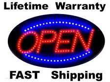 Lifetime Warranty - Open Sign -