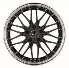 BARRACUDA VOLTEC T6 higloss-black/inox-lip CERCHIONE 9x20 - 20 pollici 5X112