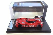 Nissan GT-R LM Nismo #23 Sebring Test - PREMIUM X 1:43 DIECAST MODEL CAR PRD518