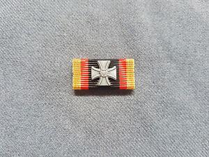 (C2) Bundeswehr Veteranenabzeichen Bandspange Bandschnalle Ordensspange VERSION2