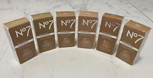 No7 Match Made Custom Blend Foundation Drops - Various Shades - Choose Shade