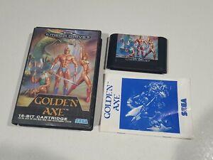 Sega Mega Drive Game - Golden Axe CIB