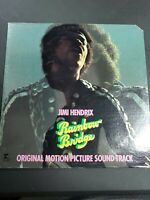 "JIMI HENDRIX ""Rainbow Bridge"" Original Motion Picture Soundtrack LP FREE SHIP"