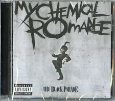 cd my chemical romance the black parade