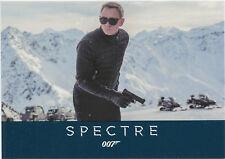 2016 James Bond Archives Spectre Edition Spectre 76 card base set + P1 Promo