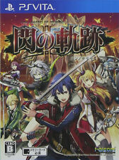 The Legend of Heroes Sen no Kiseki 2 Sony PSV PlayStation Vita Used Japan Game