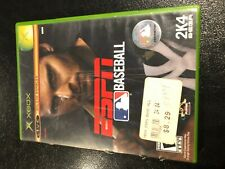 ESPN Major League Baseball (Microsoft Xbox, 2004)