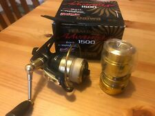 Team Daiwa Advantage 1500 Spin Reel & spare Spools