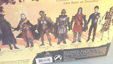 "Army of Darkness 12 piece from  BLIND BOX complete set  4"" series II"