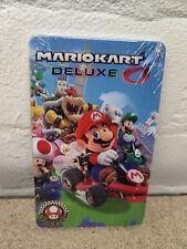 Super Mario Kart 8 Deluxe - Steelbook - NEW - Custom - NO GAME - Switch - G4