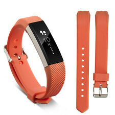 For Fitbit Alta HR Ace Band Replacement Silicone Secure Strap Wristband S L