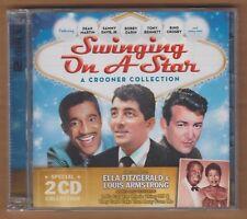 SWINGING ON A STAR cd 2010 Universal NEW Sealed 2CDs Dean Martin SAMMY DAVIS++++