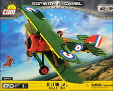 COBI Sopwith F.1 Camel (2975) - 170 elem. - WWI British fighter